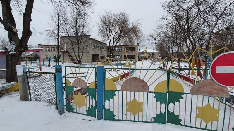 Детский сад на улице Гагарина