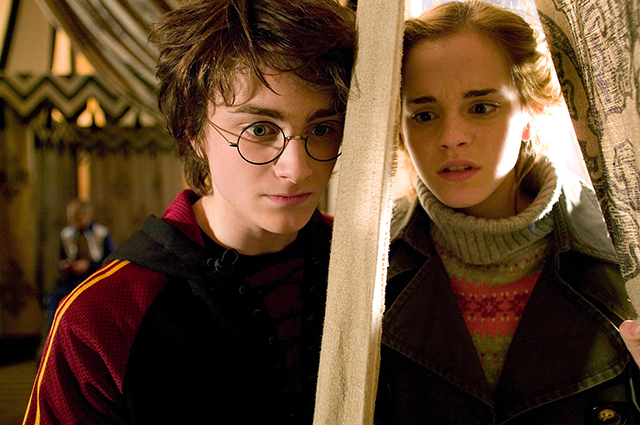 Кадр из фильма Гарри Поттер и кубок огня