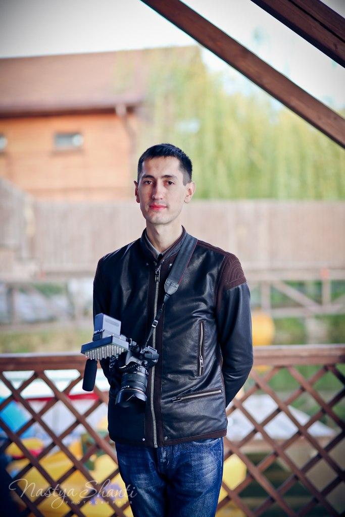 свадебный фотограф, Максим Фащенко