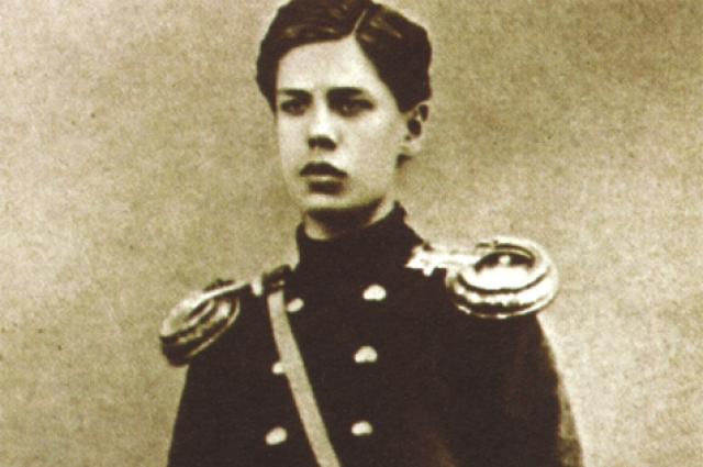 В 20 лет Модест Мусоргский начал писать музыку.