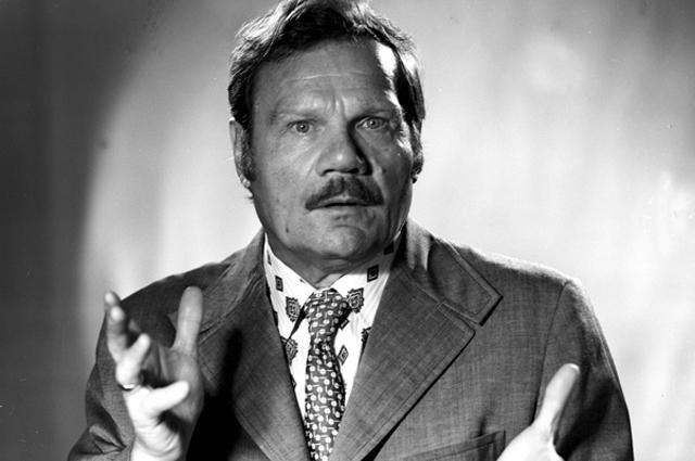 Михаил Пуговкин, 1963 год.