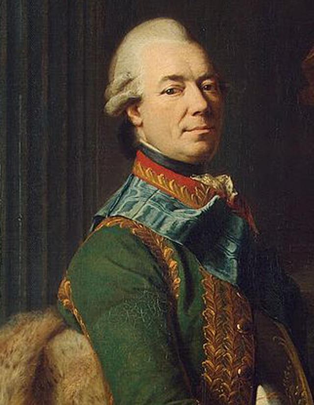 Граф Захар Чернышёв.