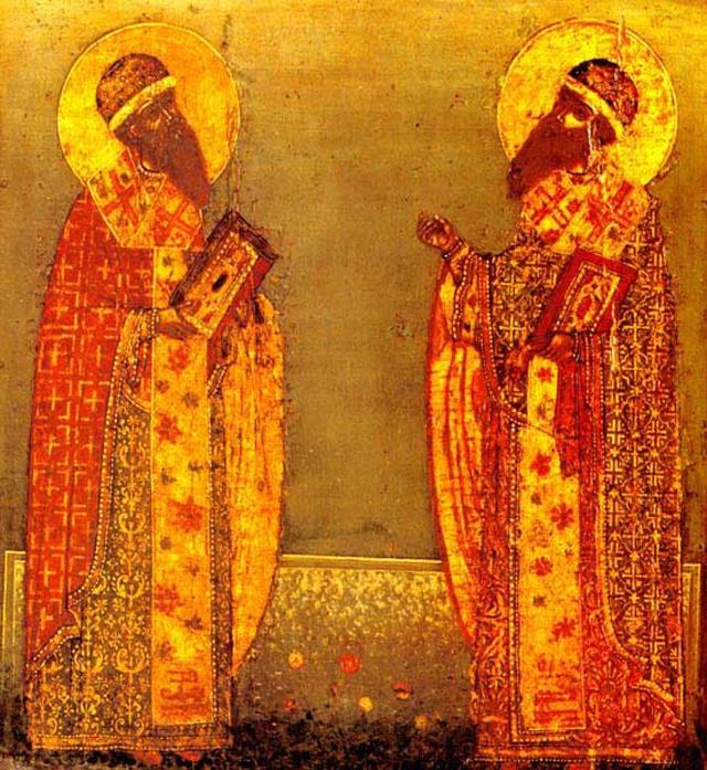 Святители Гурий и Варсонофий