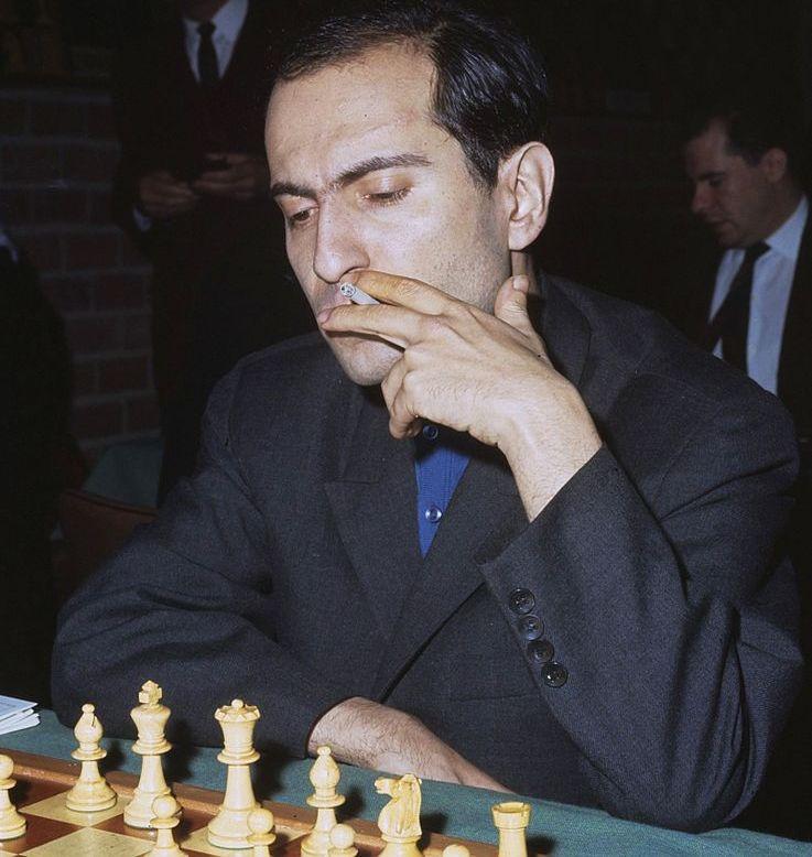 Михаил Таль, 1968 г.