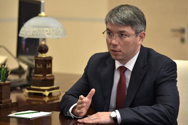 Алексей Цыденов.
