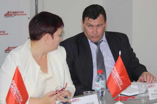 Виталий Кукушкин.