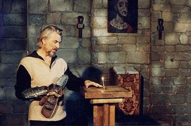 Георгий Пономарёв, спектакль