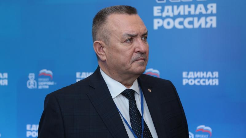 Валерий Ильенко -- координатор федерального проекта