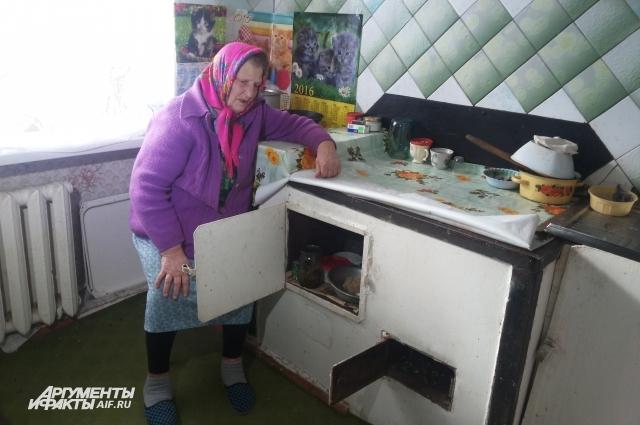 Некоторые жители Розет не используют печки, так как уголь и дрова очень дорогие.