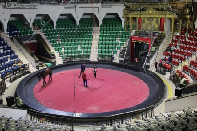 Симферопольский цирк