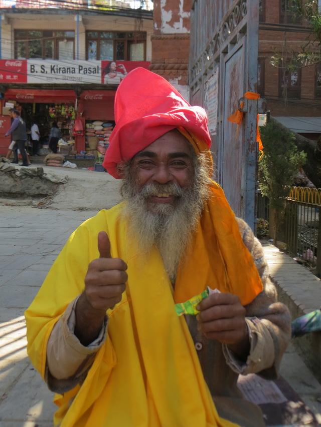 Непал дарит общение с удивительными людьми.