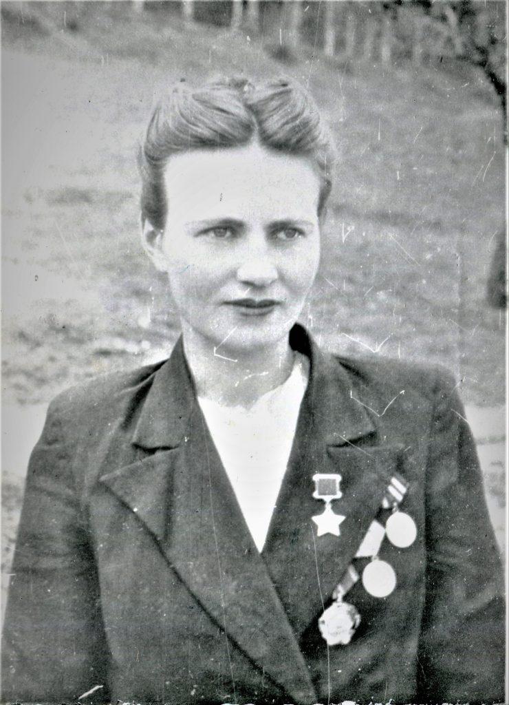 Мария Байда