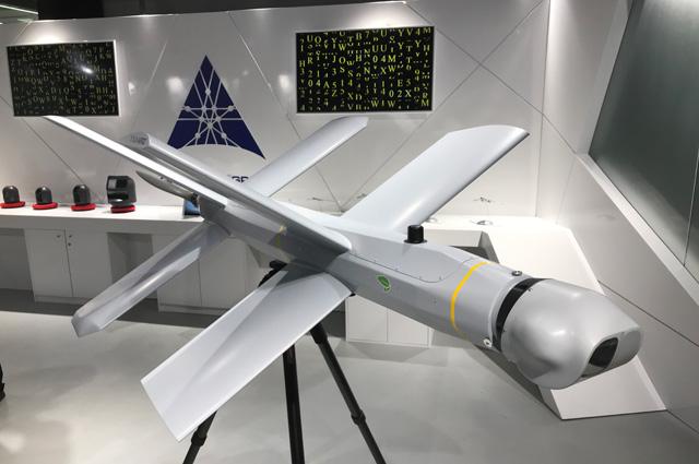 Барражирующий дрон-камикадзе «ZALA Ланцет».