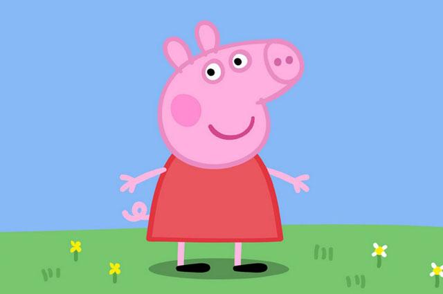 Свинка Пеппа.