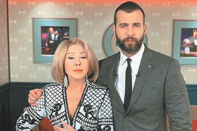 Перед эфиром передачи «Вечерний Ургант», 22 февраля 2019 г.