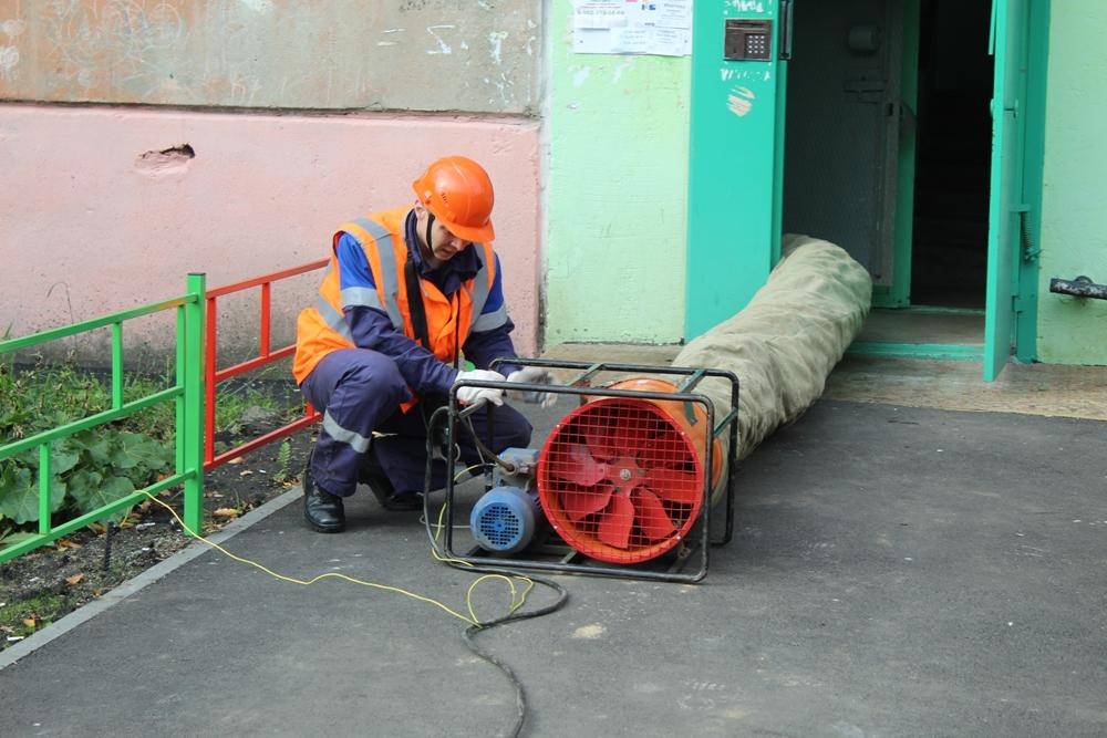 Оборудование установлено - дело за техникой.