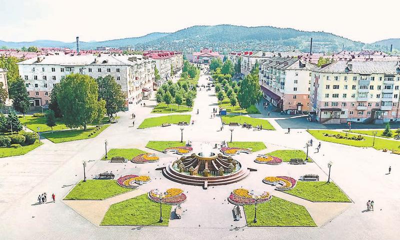 Город Междуреченск Кемеровской области в 2021 г. будет праздновать 300-летний юбилей.