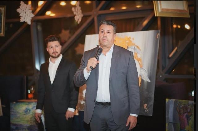 Почетный консул Испании Пабло Ди Тата