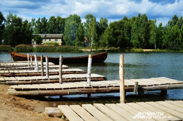 Озеро Ключевое