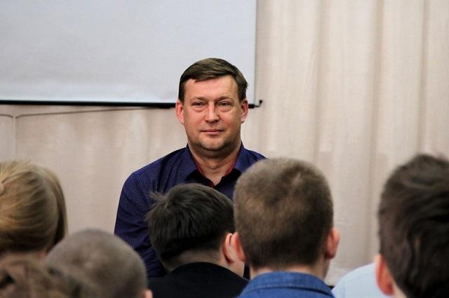 Сергей Колосов, депутат Псковской городской Думы