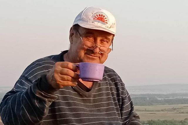 Герасимов Сергей специалист в области лесного хозяйства