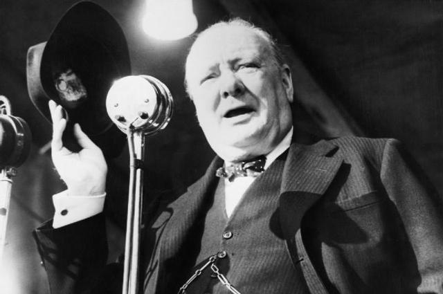 Выступление Черчилля, 1946. Фултонская речь.