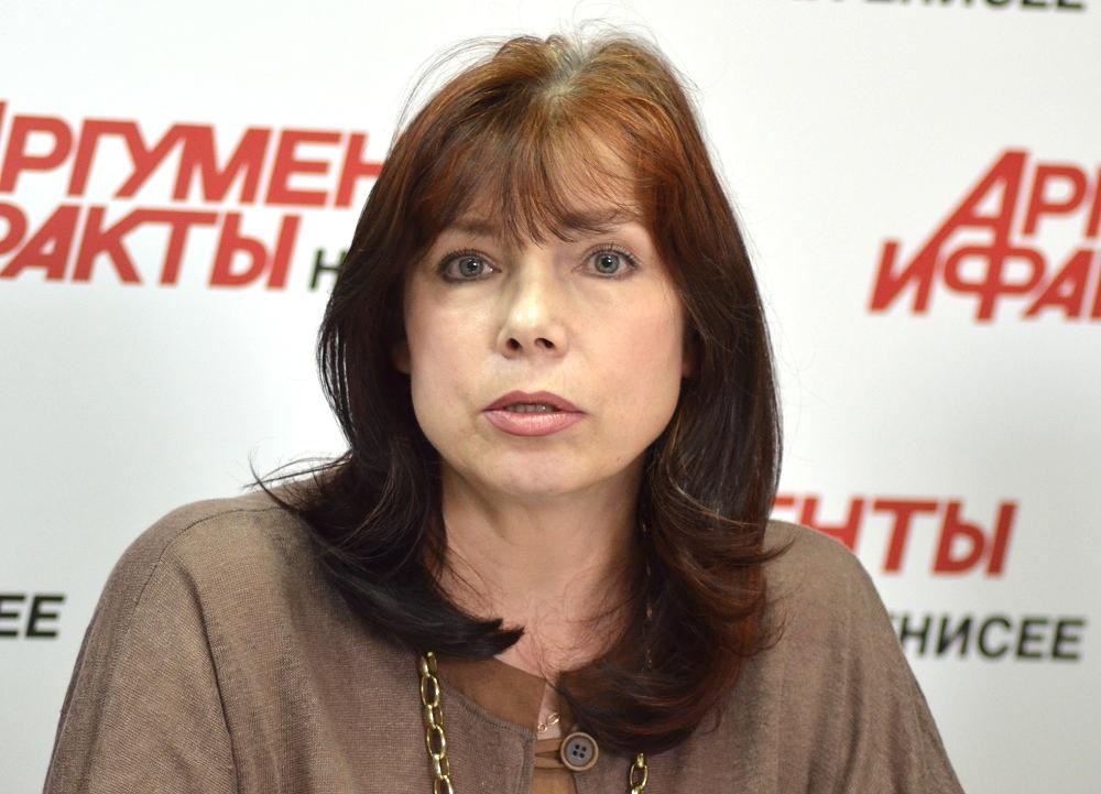 Людмила Бакова.