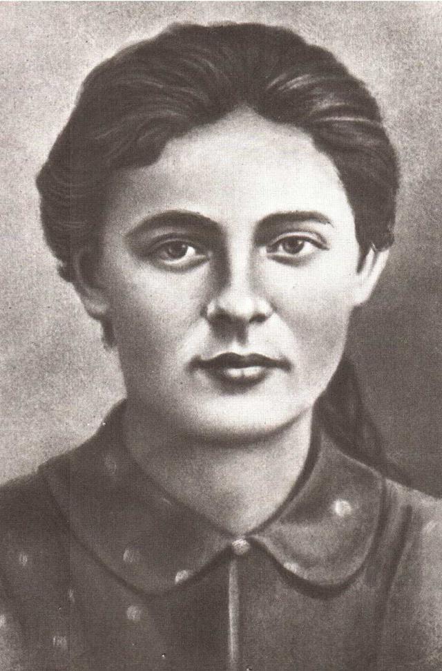 Ульяна Громова в 1940 году.