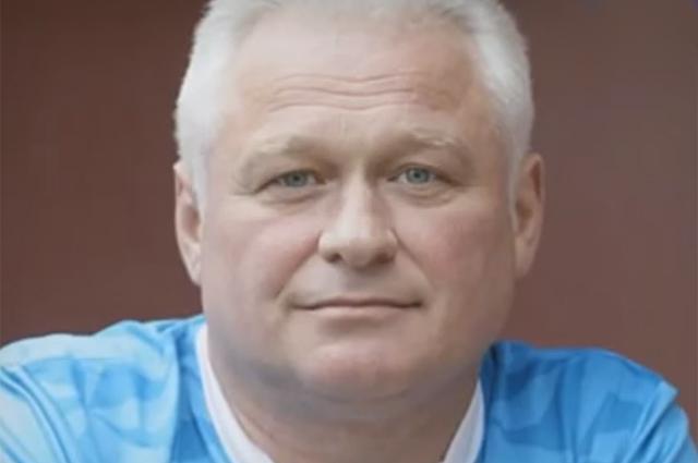 Владимир Долгополов.
