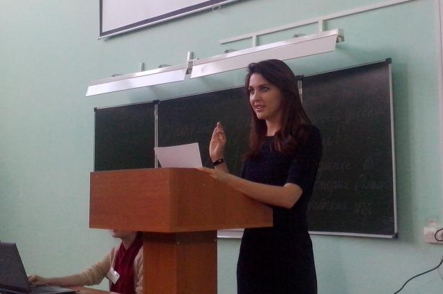 Алёна Аршинова