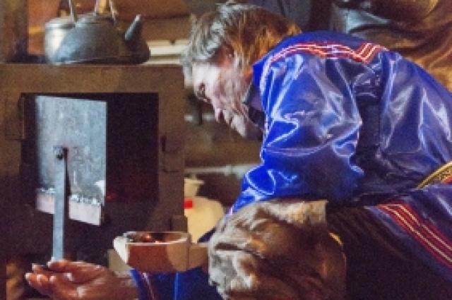 1.    Сергей Васильевич Кечимов - последний носитель устной мифо-поэтической традиции восточных ханты