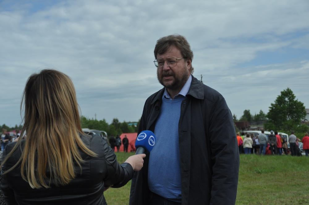 Первый заместитель администрации губернатора Свердловской области Вадим Дубичев.