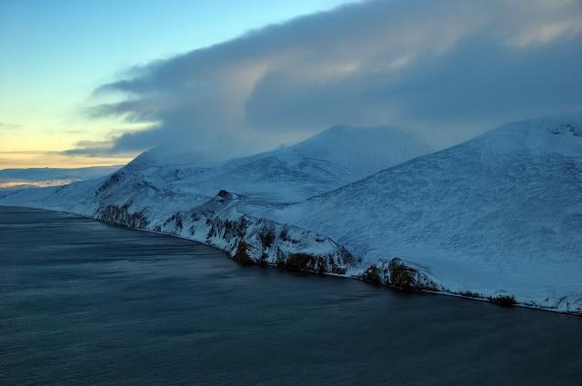 Остров Врангеля - самый северный заповедник России.