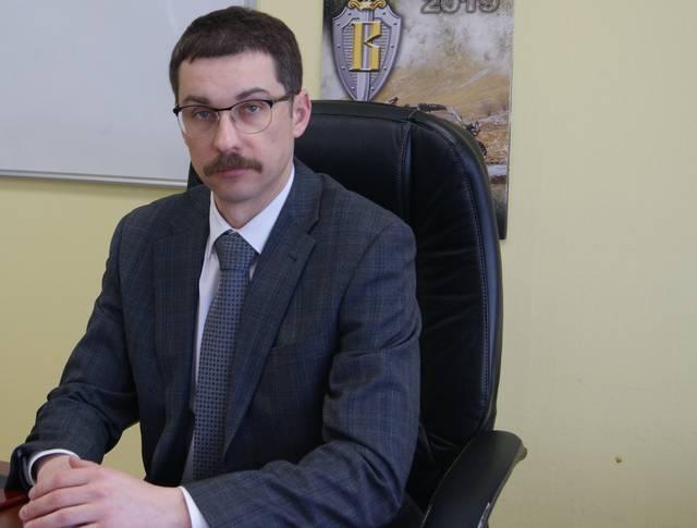 Генеральный директор ООО «Деке Хоум Системс» Михаил Дядченко