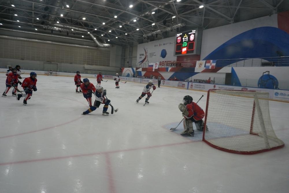 Пропущенная первая шайба не смутила пермских хоккеистов, и они смогли переломить ход финального поединка.