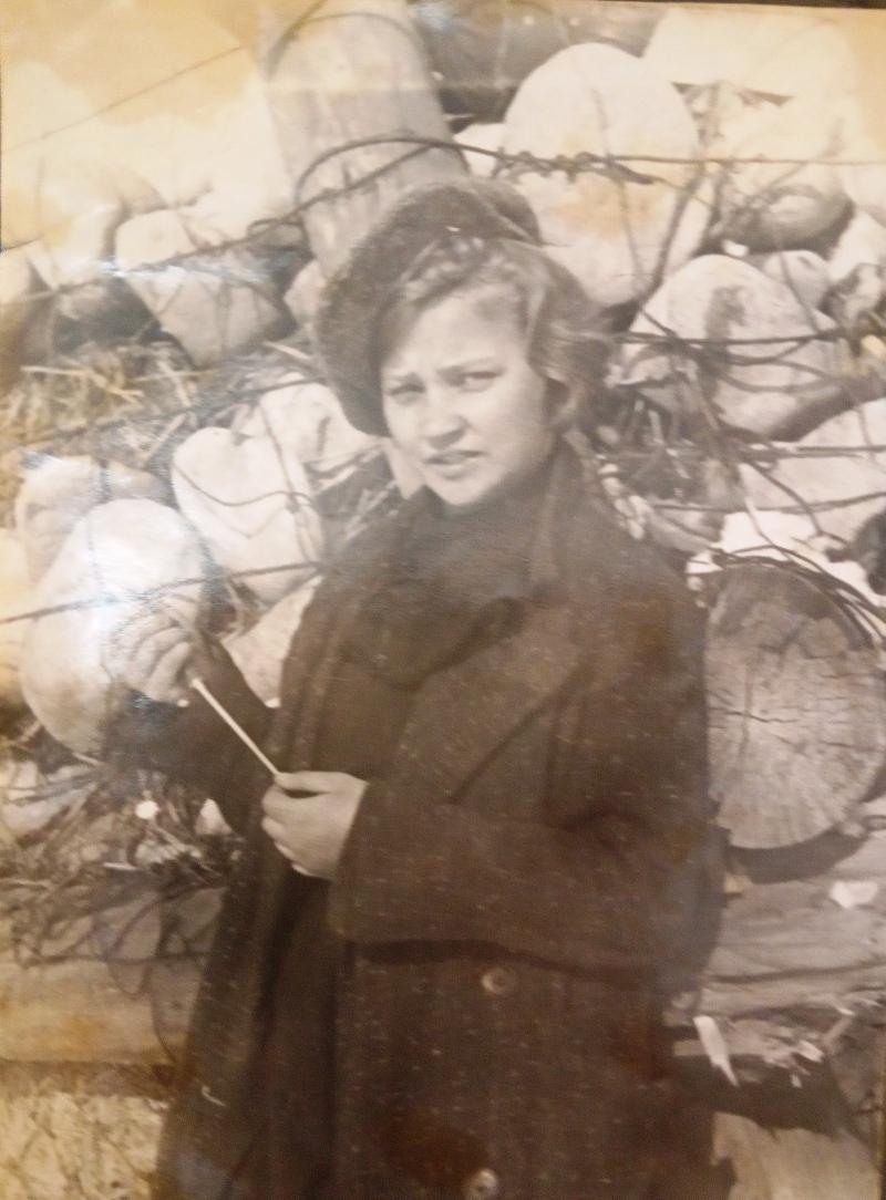 Нина Александровна Елисеева (Бородавкина)