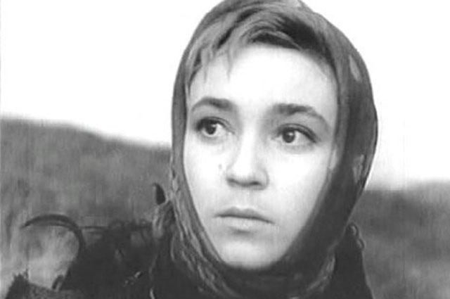 Любовь Румянцева в фильме «Аннычка».