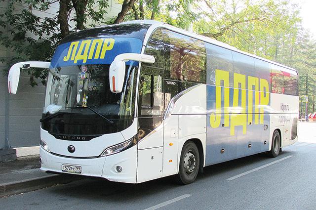«Автобус добра» от партии побывал во всех районах и городах Башкирии.