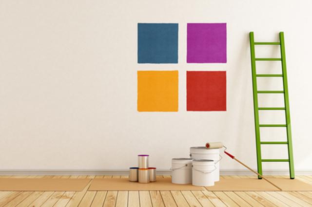 Какую краску для интерьера выбрать?