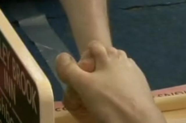 Чемпионат мира по борьбе на больших пальцах ног