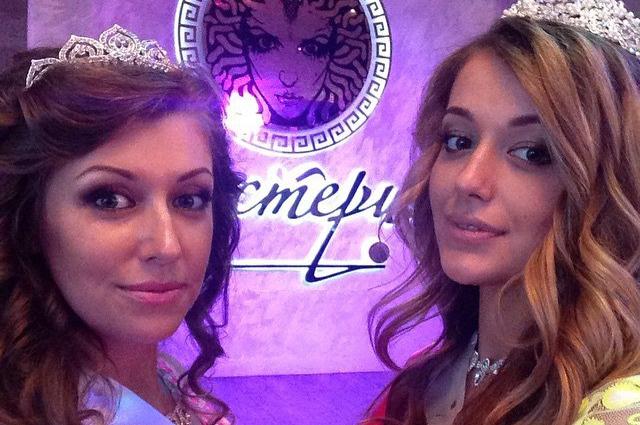 Родины уже побеждали в петербургских конкурсах красоты.