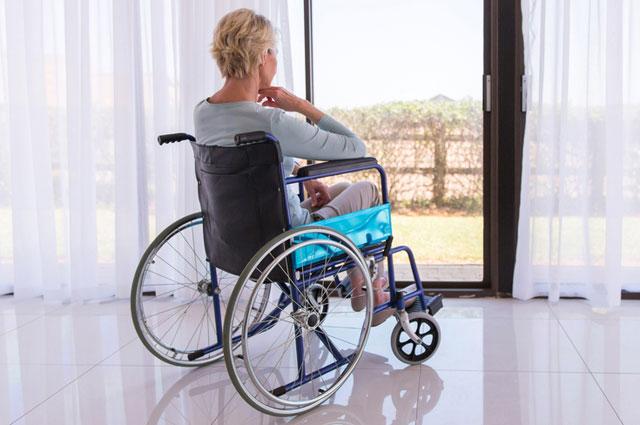 инвалид взрослый