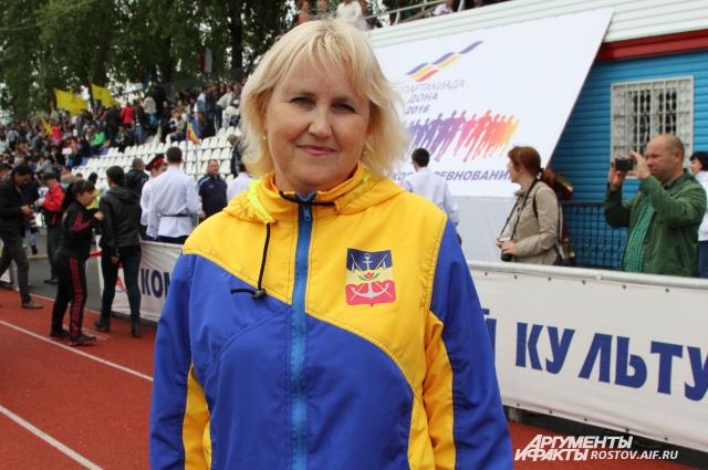 Ирина Донецкая на предварительном этапе победила двух соперников.
