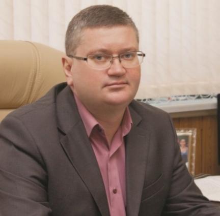 Главврач Брянского областного наркологического диспансера Владимир Харитоненков.