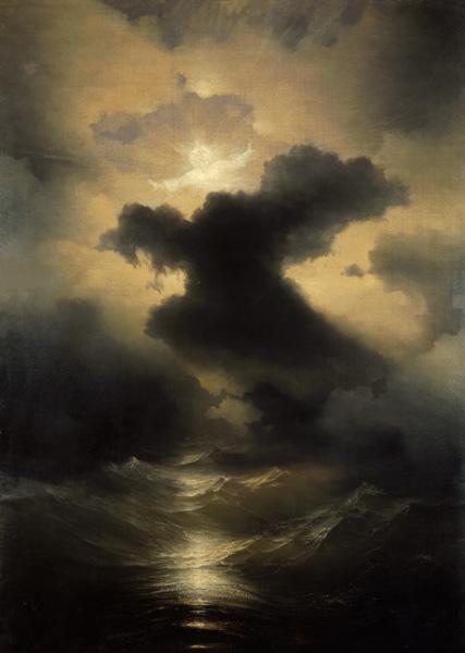 И.К. Айвазовский - «Хаос. Сотворение мира».