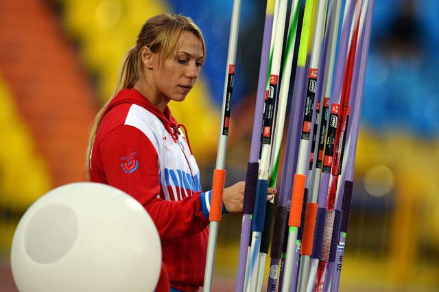 Мария Абакумова.
