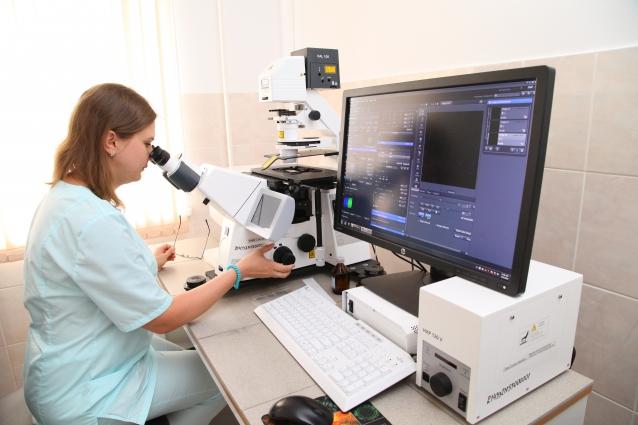 Отдел экспериментальной и клинической кардиологии НИИ КПССЗ.