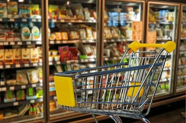 Работники супермаркетов отказываются работать без средств защиты.