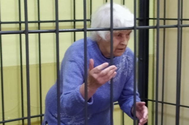 80-летняя Жукова обвиняется в трех убийствах.