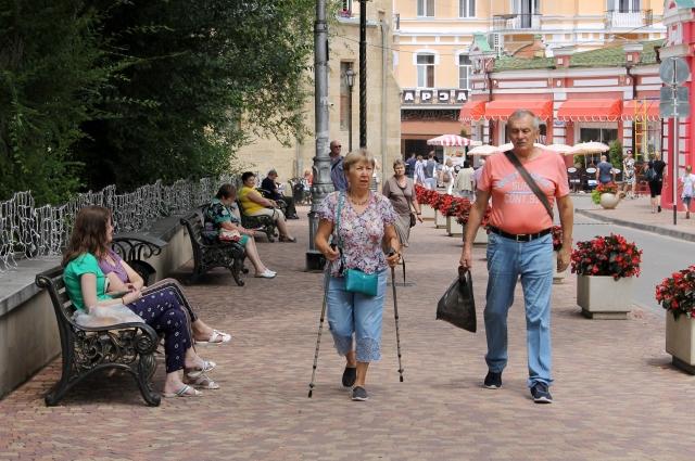 Туристы уже оценили, насколько преобразился город.